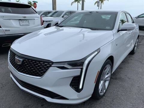 2020 Cadillac CT4 for sale at Niles Sales and Service in Key West FL