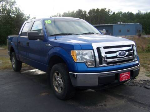 2010 Ford F-150 for sale at Lloyds Auto Sales & SVC in Sanford ME