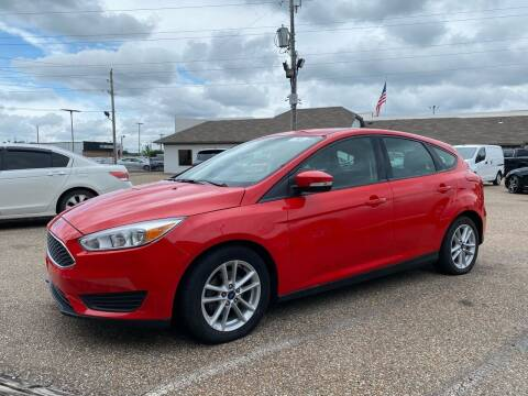 2017 Ford Focus for sale at AutoMax of Memphis in Memphis TN