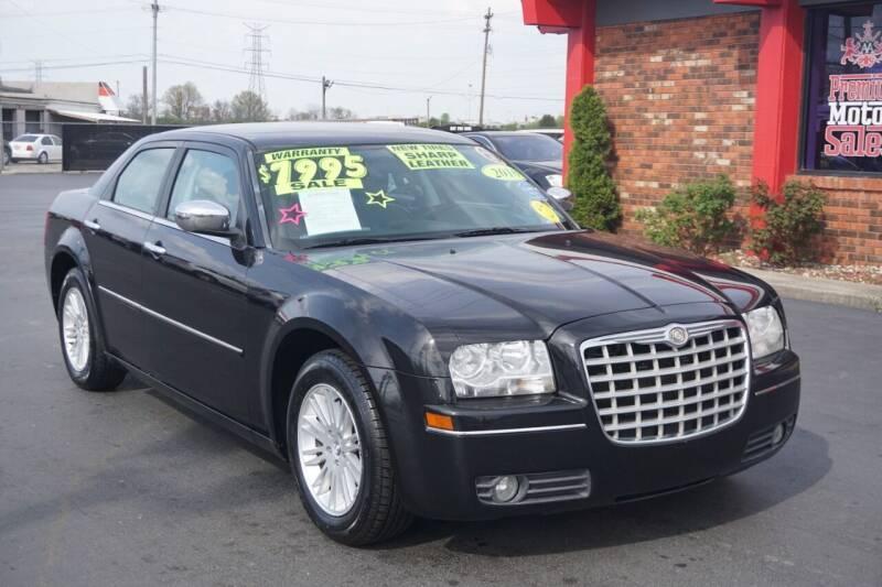 2010 Chrysler 300 for sale at Premium Motors in Louisville KY