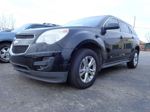 2011 Chevrolet Equinox for sale at RPM AUTO SALES in Lansing MI