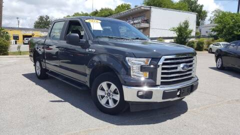 2016 Ford F-150 for sale at A & A IMPORTS OF TN in Madison TN