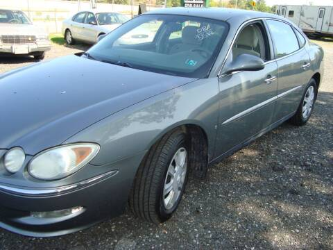 2008 Buick LaCrosse for sale at Branch Avenue Auto Auction in Clinton MD