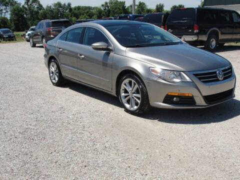 2010 Volkswagen CC for sale at Frieling Auto Sales in Manhattan KS