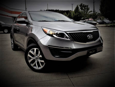 2016 Kia Sportage for sale at A1 Group Inc in Portland OR
