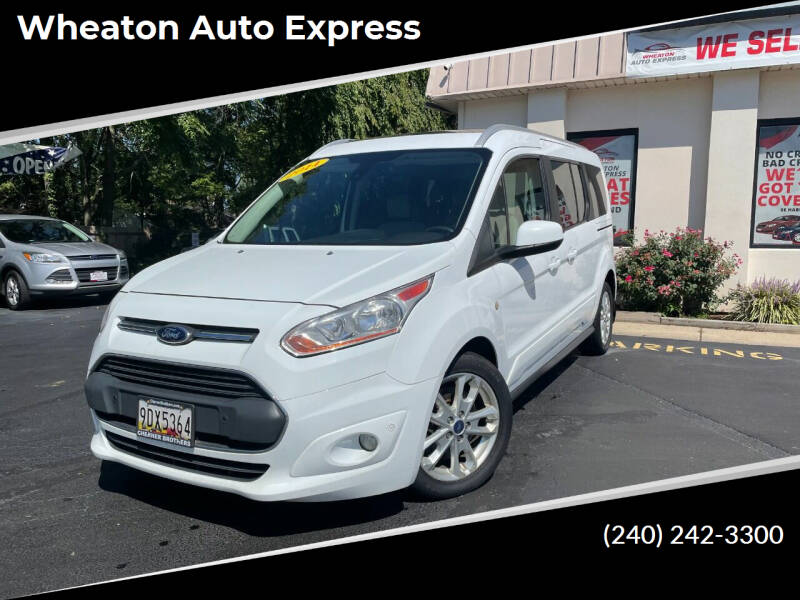 2014 Ford Transit Connect Wagon for sale in Silver Spring, MD
