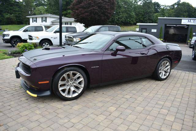 2020 Dodge Challenger for sale at AUTO ETC. in Hanover MA