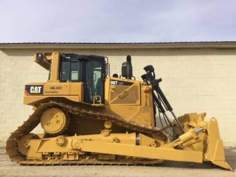 2018 Caterpillar D6T LGP for sale at Vehicle Network - Milam's Equipment Sales in Sutherlin VA