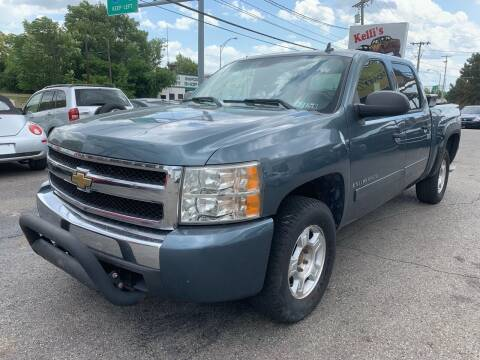 2008 Chevrolet Silverado 1500 for sale at Kellis Auto Sales in Columbus OH
