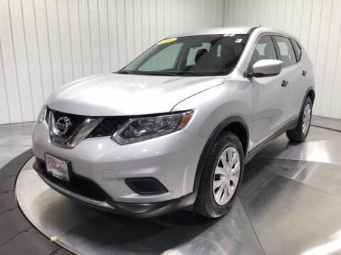 2016 Nissan Rogue for sale at HILAND TOYOTA in Moline IL