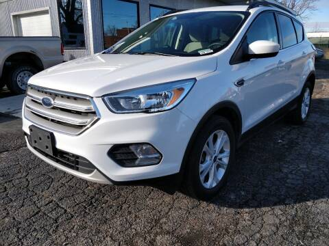 2018 Ford Escape for sale at The Car Cove, LLC in Muncie IN