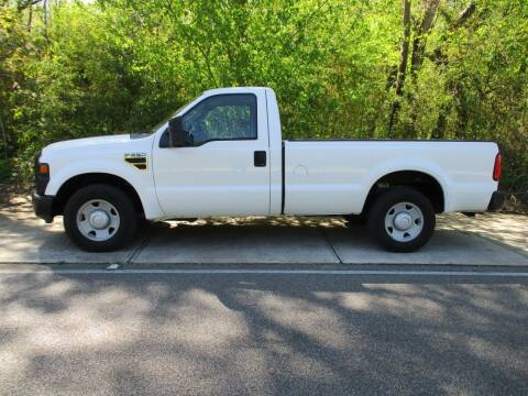 2008 Ford F-250 Super Duty for sale at A & P Automotive in Montgomery AL