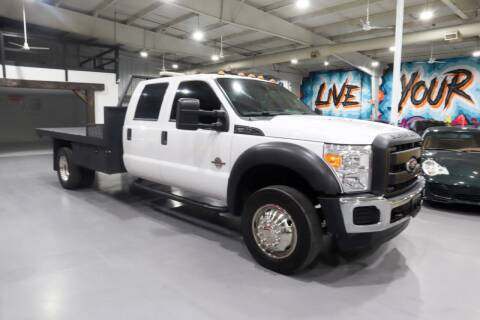 2012 Ford F-550 Super Duty for sale at Alta Auto Group in Concord NC