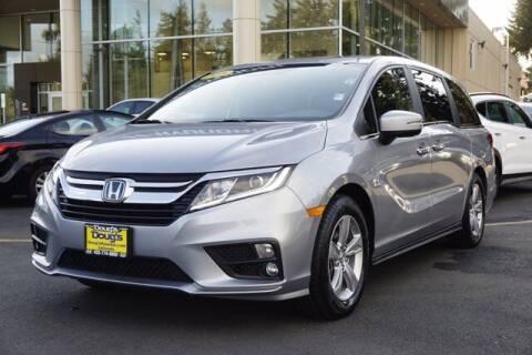 2018 Honda Odyssey for sale at Jeremy Sells Hyundai in Edmunds WA