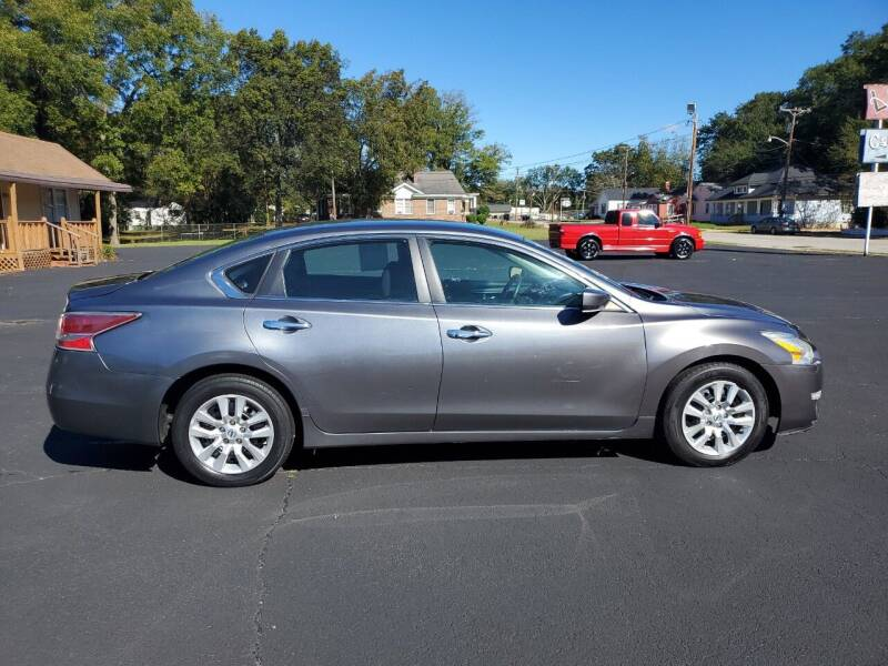 2014 Nissan Altima for sale at A-1 Auto Sales in Anderson SC