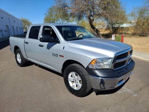 2015 RAM Ram Pickup 1500 for sale at NEW UNION FLEET SERVICES LLC in Goodyear AZ