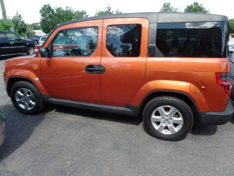 2009 Honda Element for sale at CAR CORNER RETAIL SALES in Manchester CT