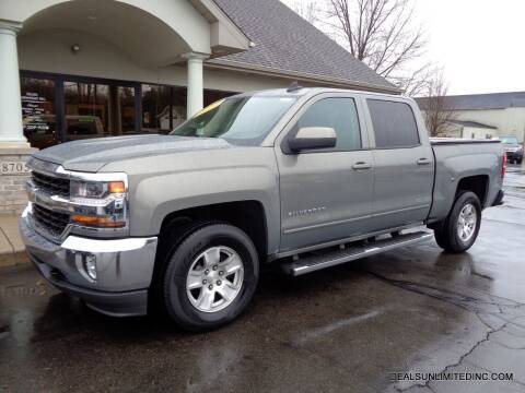 2017 Chevrolet Silverado 1500 for sale at DEALS UNLIMITED INC in Portage MI