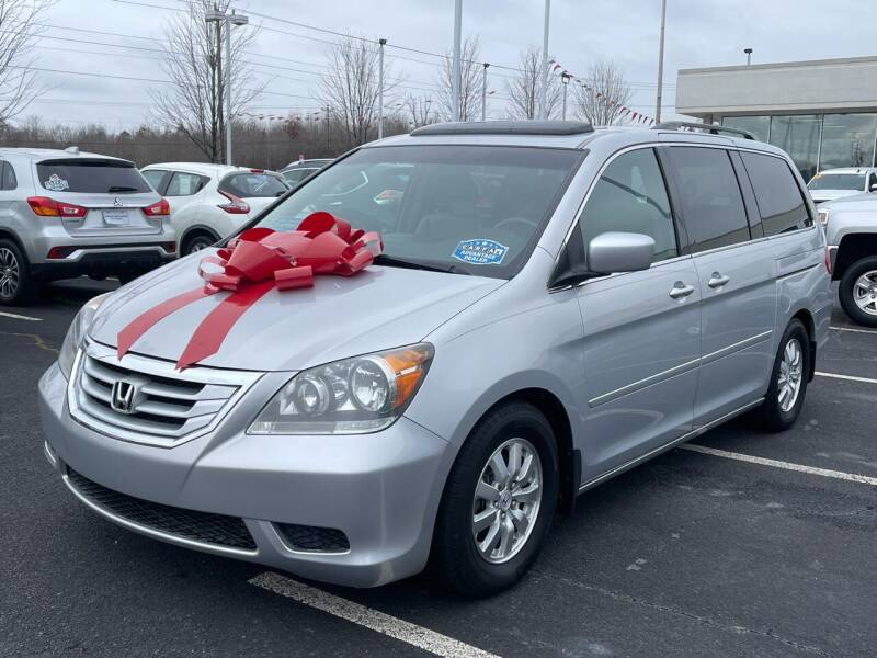 2010 Honda Odyssey for sale at Charlotte Auto Group, Inc in Monroe NC