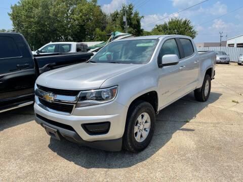 2020 Chevrolet Colorado for sale at Greg's Auto Sales in Poplar Bluff MO