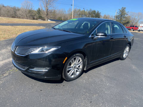2016 Lincoln MKZ for sale at Gary Sears Motors in Somerset KY