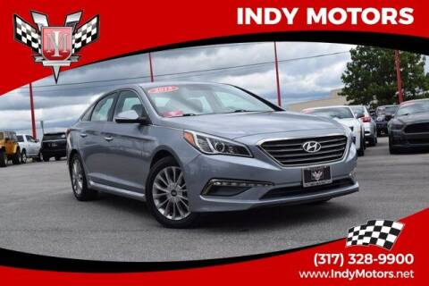 2015 Hyundai Sonata for sale at Indy Motors Inc in Indianapolis IN