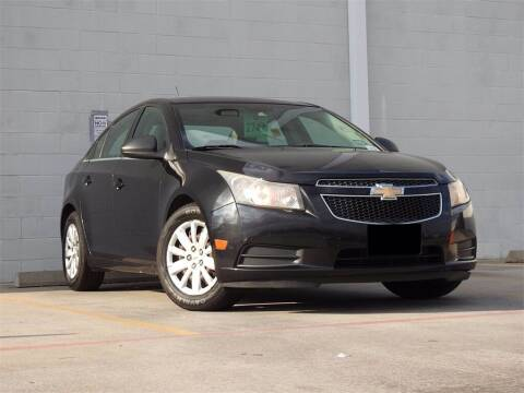 2011 Chevrolet Cruze for sale at Joe Myers Toyota PreOwned in Houston TX