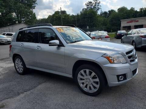 2012 Mercedes-Benz GLK for sale at Import Plus Auto Sales in Norcross GA