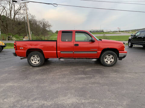 2007 Chevrolet Silverado 1500 Classic for sale at Westview Motors in Hillsboro OH