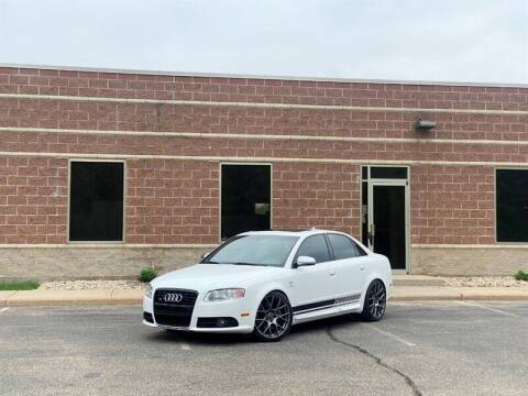2008 Audi S4 for sale at A To Z Autosports LLC in Madison WI