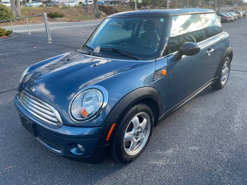 2010 MINI Cooper for sale at Premier Automart in Milford MA