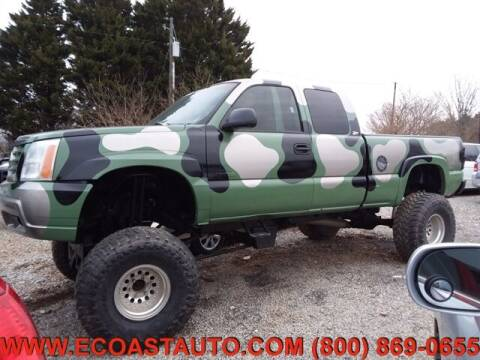 1999 GMC Sierra 1500 for sale at East Coast Auto Source Inc. in Bedford VA