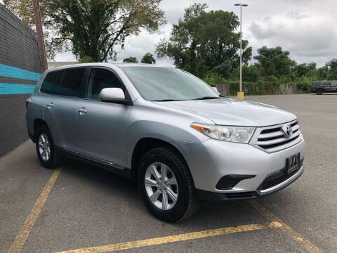 2013 Toyota Highlander for sale at Peppard Autoplex in Nacogdoches TX