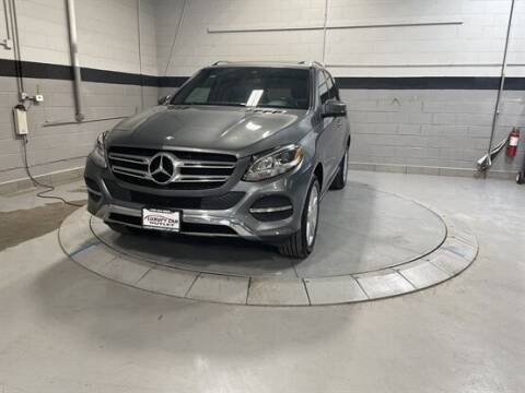 2017 Mercedes-Benz GLE for sale at Luxury Car Outlet in West Chicago IL