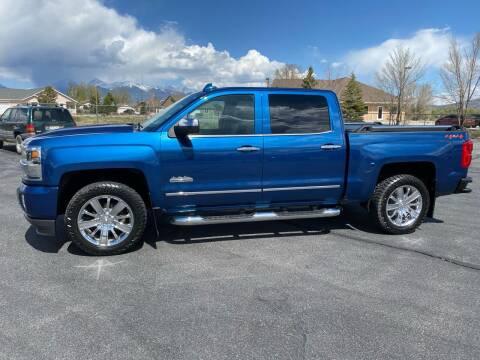 2018 Chevrolet Silverado 1500 for sale at Salida Auto Sales in Salida CO