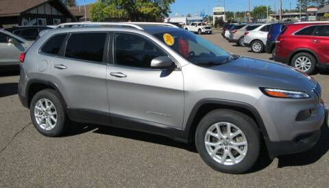 2016 Jeep Cherokee for sale at The AUTOHAUS LLC in Tomahawk WI