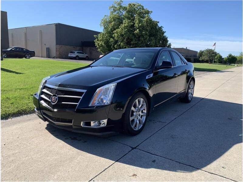 2008 Cadillac CTS for sale at Metro Car Co. in Troy MI