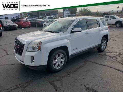 2015 GMC Terrain for sale at Stephen Wade Pre-Owned Supercenter in Saint George UT