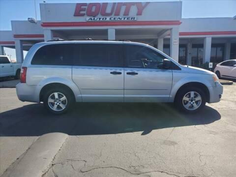 2008 Dodge Grand Caravan for sale at EQUITY AUTO CENTER in Phoenix AZ