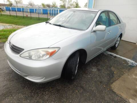 2003 Toyota Camry for sale at Safeway Auto Sales in Indianapolis IN