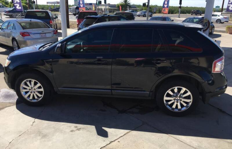 2008 Ford Edge for sale at CONTINENTAL AUTO EXCHANGE in Lemoore CA