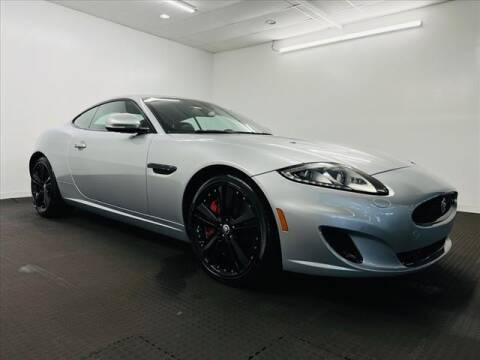 2012 Jaguar XK for sale at Champagne Motor Car Company in Willimantic CT