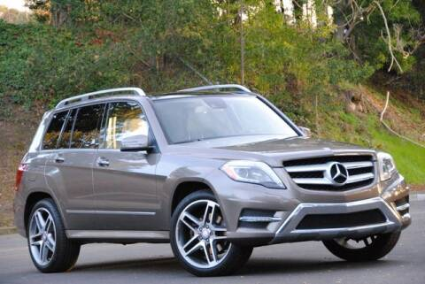 2013 Mercedes-Benz GLK for sale at VSTAR in Walnut Creek CA