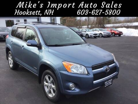 2012 Toyota RAV4 for sale at Mikes Import Auto Sales INC in Hooksett NH