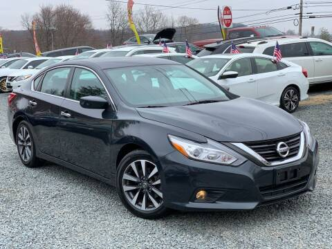 2017 Nissan Altima for sale at A&M Auto Sale in Edgewood MD