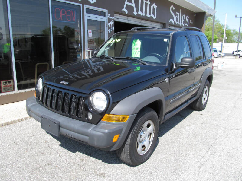 2007 Jeep Liberty for sale at Arko Auto Sales in Eastlake OH