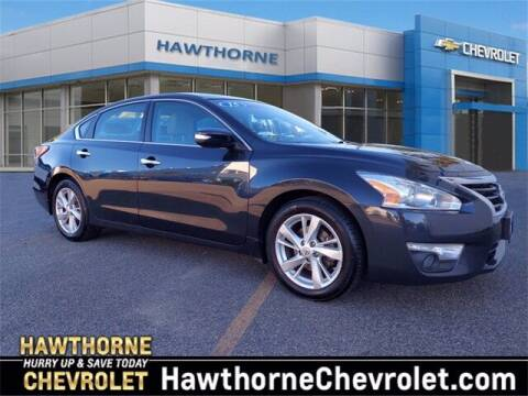 2015 Nissan Altima for sale at Hawthorne Chevrolet in Hawthorne NJ