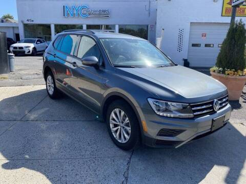 2018 Volkswagen Tiguan for sale at NYC Motorcars in Freeport NY
