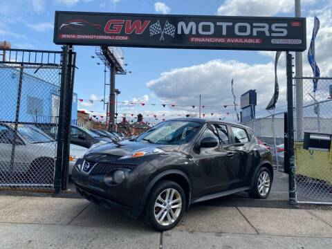 2011 Nissan JUKE for sale at GW MOTORS in Newark NJ