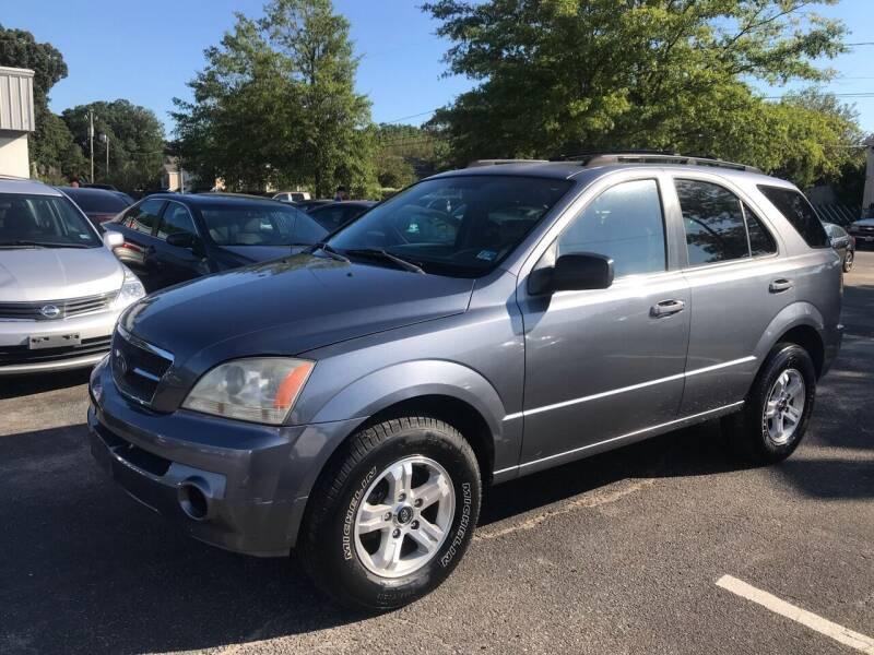 2004 Kia Sorento for sale at Carpro Auto Sales in Chesapeake VA